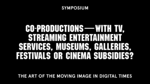 Symposium Co-Productions